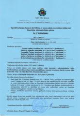 Licence darbībām ar fluorētām siltumnīcefekta gāzēm